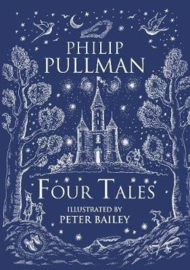 Four Tales Hardback (Philip Pullman)