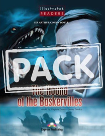 The Hound Of Baskervilles (with Audio Cd/dvd Video Pal)