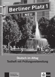 Berliner Platz 1 NEU Testheft zur Prüfungsvorbereitung met Audio-CD