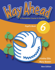 Way Ahead New Edition Level 6 Pupil's Book & CD ROM Pack