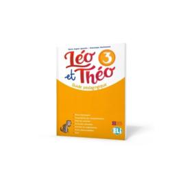 Léo et Théo 3 - Teachers Book + 2 Audio CDs