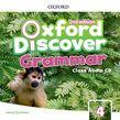 Oxford Discover Level 4 Grammar Class Audio CDs