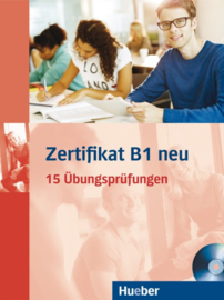 Zertifikat B1 Nieuw Oefenboek met MP3-CD