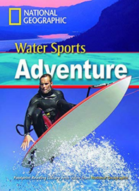 Footprint Reading Library 1000: Water Sports Adventure Book With Multi-rom (x1)
