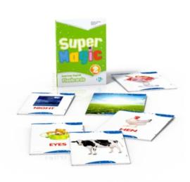 Super Magic 2 Flashcards