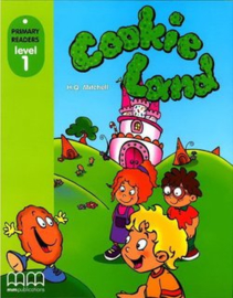 Cookieland (with Cd-rom)