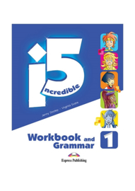 Incredible 5 1 Workbook & Grammar (with Digibook App) (international)