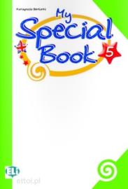The Magic Book 5 Special Book + Audio Cd