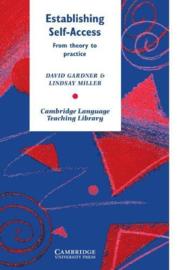 Establishing Self-Access Paperback