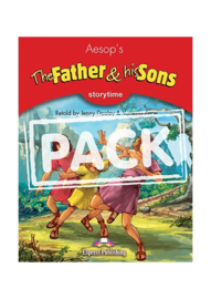 The Father & His Sons Pupil's Book With Cross-platform Application