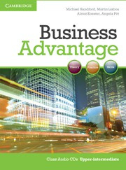 Business Advantage UpperIntermediate Audio CDs (2)