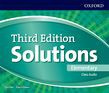 Solutions Elementary Class Audio Cds