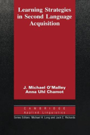 Learning Strategies in Second Language Acquisition Paperback