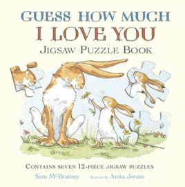 Guess How Much I Love You Jigsaw Puzzle Book (Sam McBratney, Anita Jeram)
