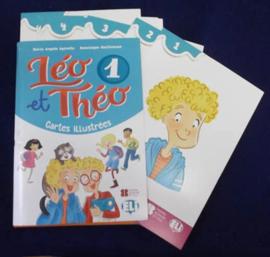 Léo et Théo 1 - Flashcards