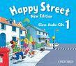 Happy Street 1 New Edition Class Audio Cds