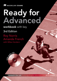 Ready for Advanced (3rd edition) Workbook & Audio CD Pack with Key