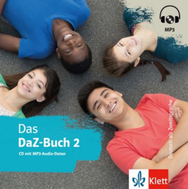 Das DaZ-Buch 2 CD met mp3-Audiodaten