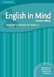 English in Mind Second edition Level4 Teacher's Resource Book