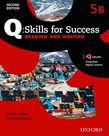 Q Skills For Success Level 5 Reading & Writing Split Student Book B With Iq Online