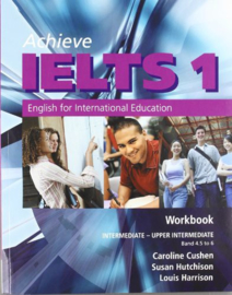 Achieve IELTS 1 Workbook [with Audio Cd(x1)]