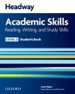 Headway Academic Skills 2 Reading, Writing, And Study Skills Student's Book With Oxford Online Skills