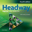 New Headway Beginner A1 Class Audio Cds