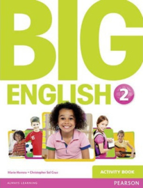 Big English Level 2 Werkboek (Activity Book)