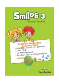Smiles 3(pal) Teacher's Multimedia Resource Pack(set Of 4) (international)