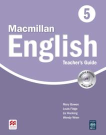 Macmillan English Level 5 Teacher's Guide
