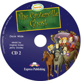 The Canterville Ghost Audio Cd 2