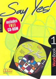 Say Yes ! To English 1 Workbook (includes Cd-rom/audio Cd)