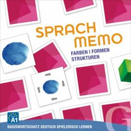 SPRACHMEMO Farben / Formen / Strukturen Sprachspiel
