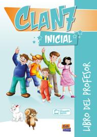 Clan 7 inicial - Libro del profesor