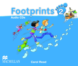 Footprints Level 2 Class Audio CD (3)