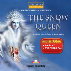 The Snow Queen Illustrated Multi- Rom Pal