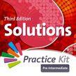 Solutions Pre-intermediate Online Practice