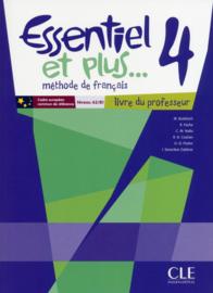 Essentiel et plus... - Niveau 4 - Guide pédagogique + CD