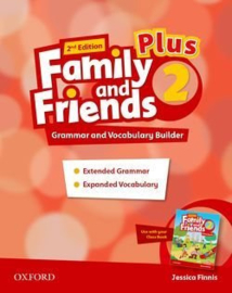 Family & Friends 2e Plus 2 Builder Book