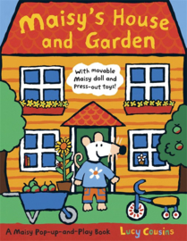 Maisy's House And Garden (Lucy Cousins)