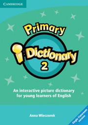 Primary i-Dictionary Level2 Movers DVD-ROM (Single classroom)