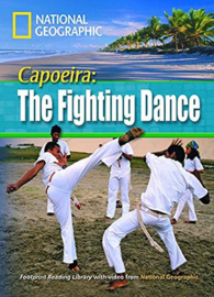 Footprint Reading Library 1600: Capoeira Fighting Dance Book With Multi-rom (x1)