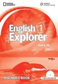 English Explorer 1 Teacher's Book with Class Audio Cd (x2)