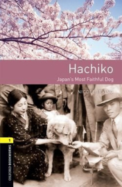 Oxford Bookworms Library Level 1: Hachiko: Japan's Most Faithful Dog Audio Pack