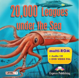 20,000 Leagues Under The Sea Multi-rom Pal