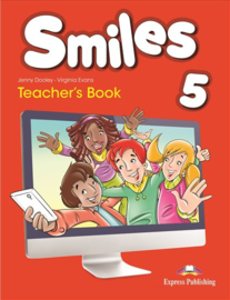 Smiles 5 Teacher's Book (international)