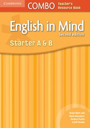English in Mind Second edition StarterAandB Combo Teacher's Resource Book