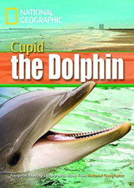 Footprint Reading Library 1600: Cupid The Dolphin Book With Multi-rom (x1)