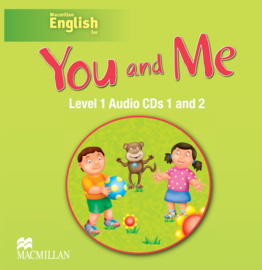 You and Me Level 1 Audio CD (2)