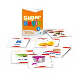 Super Magic 1 Flashcards